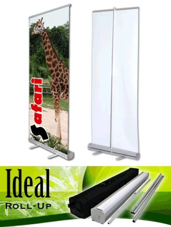 R03S Roll-Up Ideal Silver
